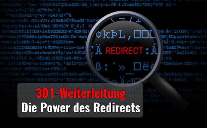 301-Weiterleitung korrekt einrichten – Die Rank-Power des Redirects