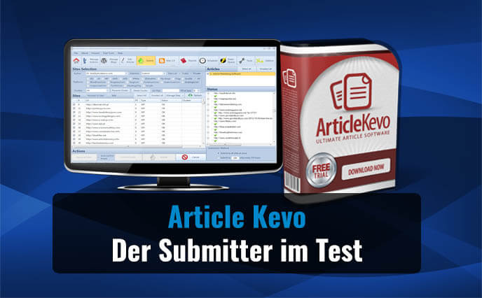 Article Kevo – Der Submitter im Test