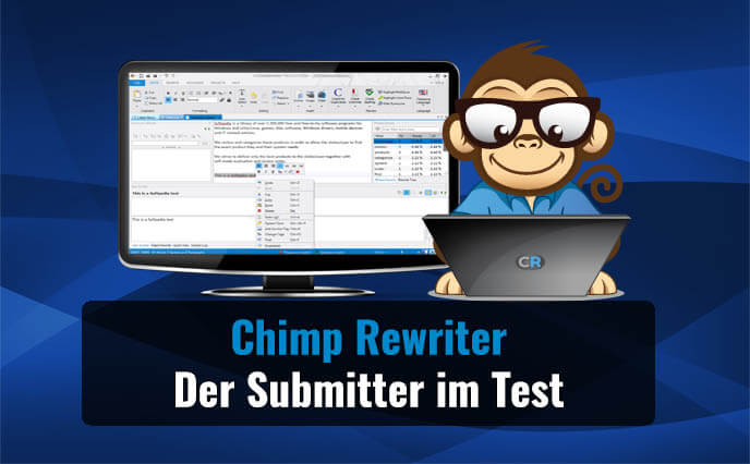 Chimp Rewriter – Der Submitter im Test