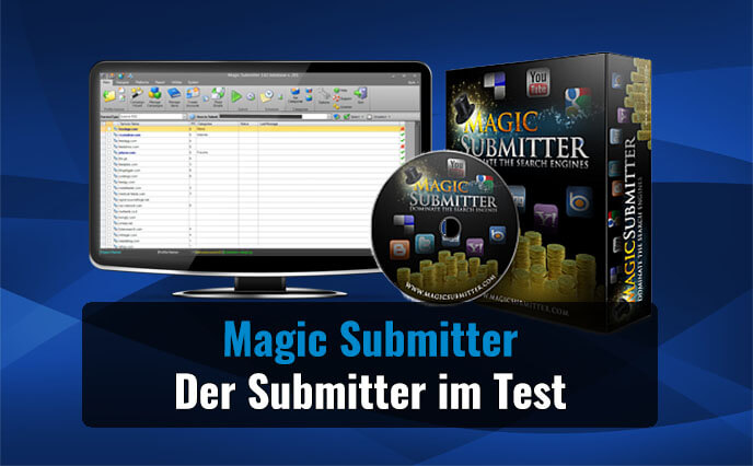 Magic Submitter – Der Submitter im Test