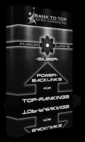 Fusion-Backlinks Silber