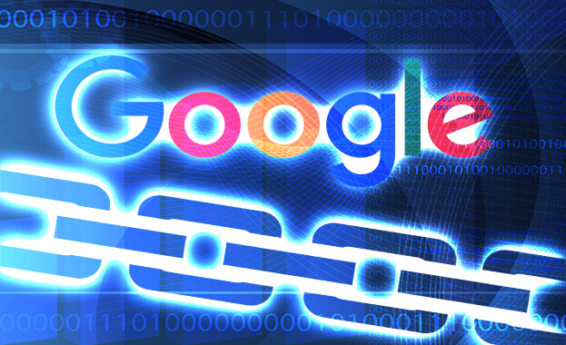 Power-Backlink von Google
