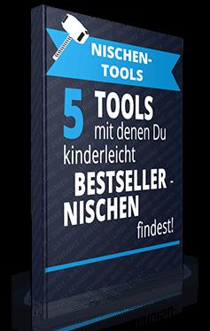 5 Tools um kinderleicht Bestseller-Nischen zu finden