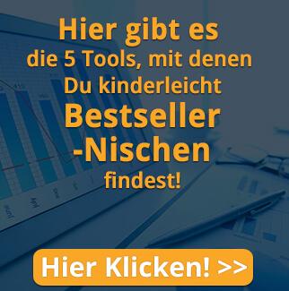 5 Tools für Bestseller-Nischen
